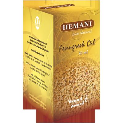 Fenegriek olie Hemani