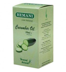 Komkommerzaad Olie